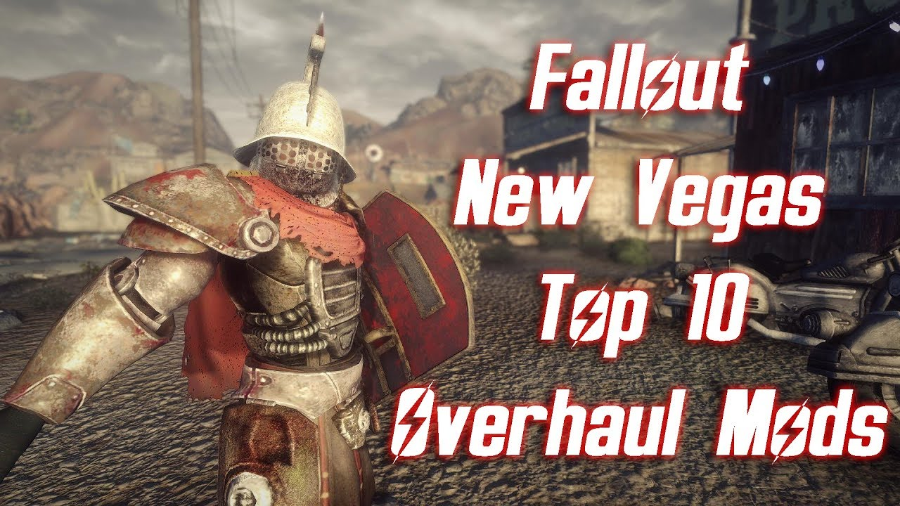 Fallout New Vegas - Top 10 Overhaul Mods at Fallout New