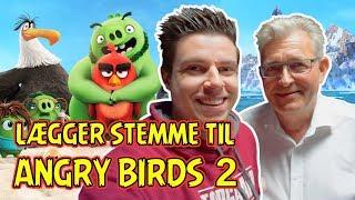 Jeg er med i Angry Birds 2!