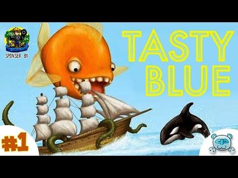 Tasty Blue # 1 : อภินิหาร ปลาทองเขมือบโลก