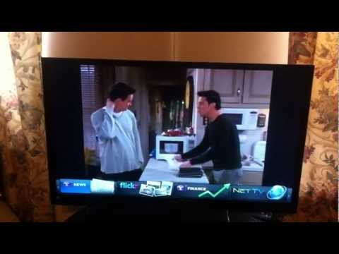 hook up television to internet