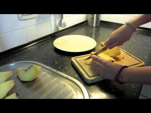 C mo hacer carne de membrillo youtube - Como preparar membrillo ...