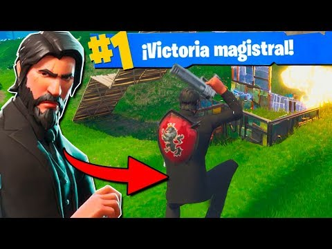 JOHN WICK en Fortnite: Battle Royale (Temporada 3)