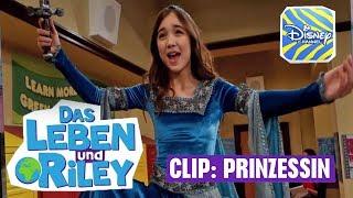 DAS LEBEN UND RILEY - Clip: Prinzessin | Disney Channel