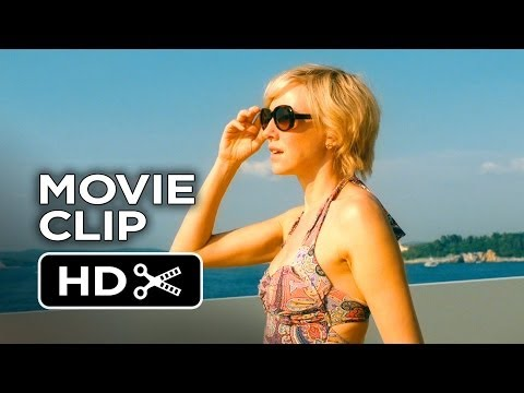Diana Movie CLIP - What Is She Up To (2013) - Naomi Watts Movie HD