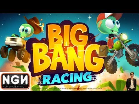 เกมมือถือ Big Bang Racing เกมแข่งรถที่สามารถสร้างด่านเองได้ !!