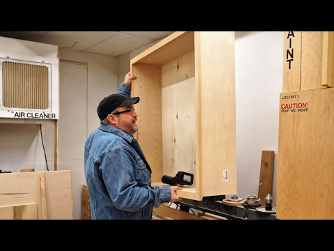 installing-the-wall-cabinets
