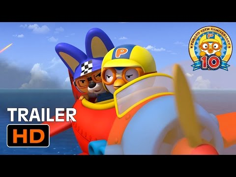 🎬The Pororo Movie - You still havn't watched?!! | Porong Porong Rescue Mission Trailer