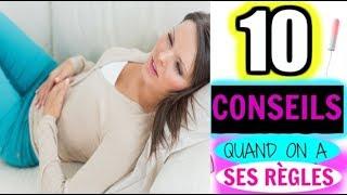 10 conseils QUAND ON A SES RÈGLES (À SAVOIR ABSOLUMENT)