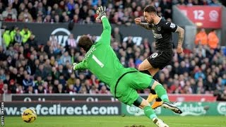 Video Gol Pertandingan Stoke City vs Burnley
