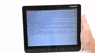 Обзор PocketBook A10 3G(В этом году, компания PocketBook, занимающаяся производством электронных книг, расширила ассортимент своих..., 2012-08-09T09:00:26.000Z)