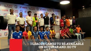 I League Games To Be Available On Hotstar And Jio Tv