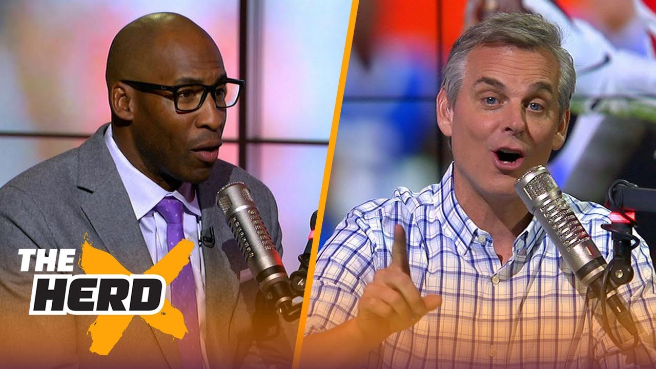 Bucky Brooks on how the drama in Pittsburgh will impact their season and more | NFL | THE HERD