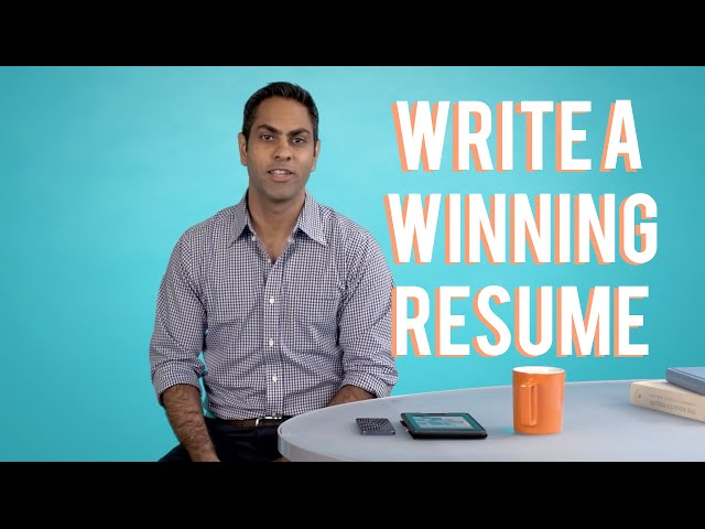 Why My Resume Got Me A Job Offer At Google - I Will Teach You To
