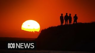 Baixar Australia swelters through hottest month on record | ABC News