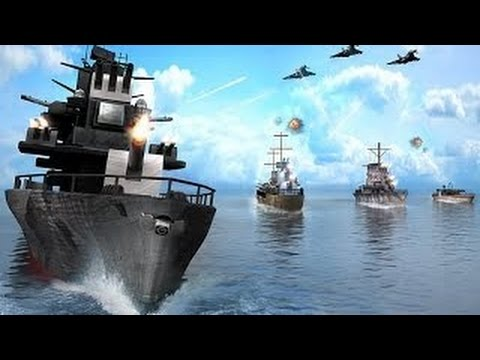 Secret Stealth Warship Combat iOS / Android Gameplay