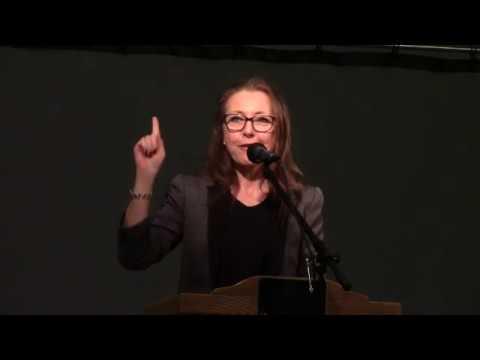 Vicki Alger ~ The Conservative Forum ~ 3-14-2017