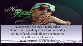 Ñengo Flow - Aqui No Caben Los Cobardes (Original Music Video) (Con Letra) ★REGGAETON 2013★