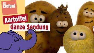 Die Sendung mit dem Elefanten - Folge 325 - Kartoffelgeschichten   WDR