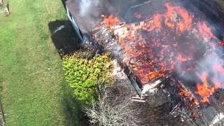 Gambar cover Newport Oregon Fire Department Burn to Learn 12-13-2014