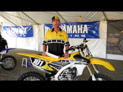 Racer X Films 2016 Yamaha YZ250F Media Intro