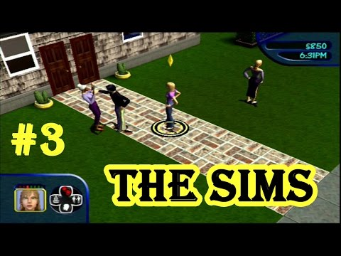 Let's Play The Sims [Xbox] Part 3: Badassedry in Fancy Pants