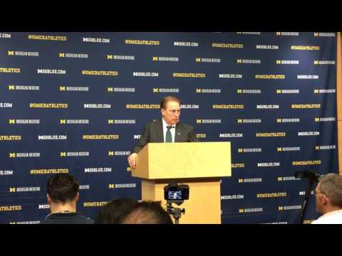 "Tom Izzo calls Moritz Wagner a ""pain in the butt"""