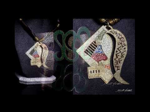 African Jewelry collection 2013 by Passant Elrayes