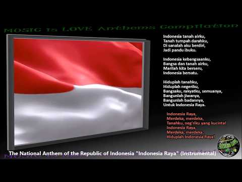 Indonesia National Anthem