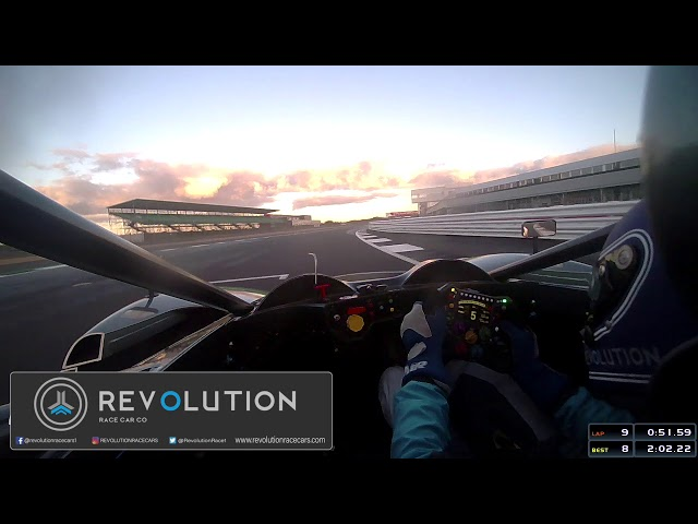 Revolution Race Cars Silverstone GP Nov 2019