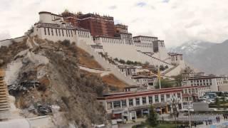 Лхаса - столица Тибета. Прибытие.(http://www.vsetravel.ru/tour/7 - подробно о путешествии на этой странице., 2013-03-01T21:39:37.000Z)