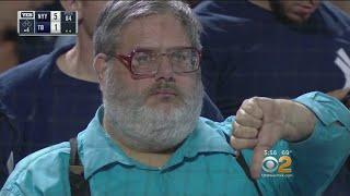 Meet The Man Behind The Yankees' 'Thumbs Down' Move