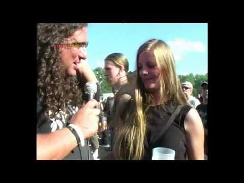 Gerre und Neudi auf dem Bang Your Head 2008: Der Rundgang und check  Tankard