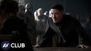 Aidan Gillen has all sorts of strange interactions with Game Of Thrones fans