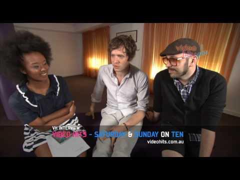 Video Hits Interviews Ok Go!