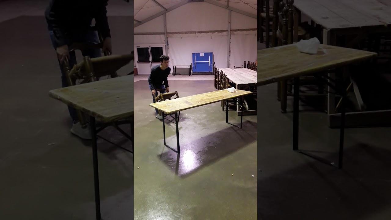 Chair sedia flip speciale 40 iscritti special guest lorenzo