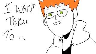 """I want Teru to..."""" (HAPPY BIRTHDAY SHOU))"""