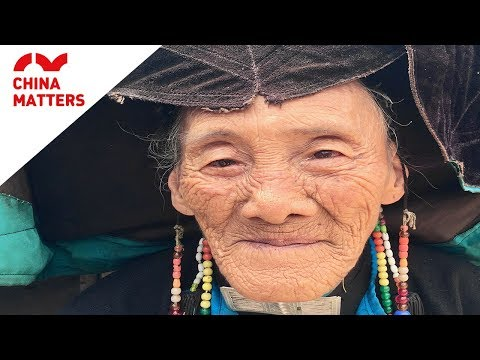 A woman's career in a poor Chinese village