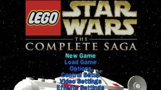 Как поменять язык в игре LEGO Star Wars  The Complete Saga русификатор
