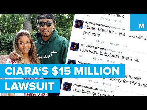 A Rundown of Ciara's $15 Million Defamation Lawsuit Over Future's Tweets