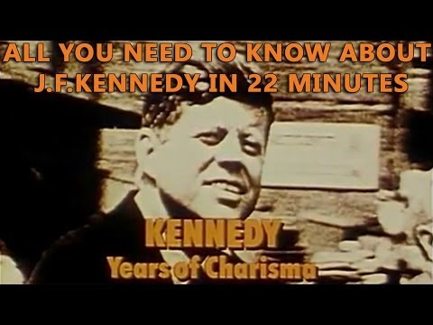 Kennedy - Years of Charisma