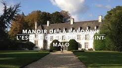 chambres d'hôtes St Malo Manoir de la Baronnie