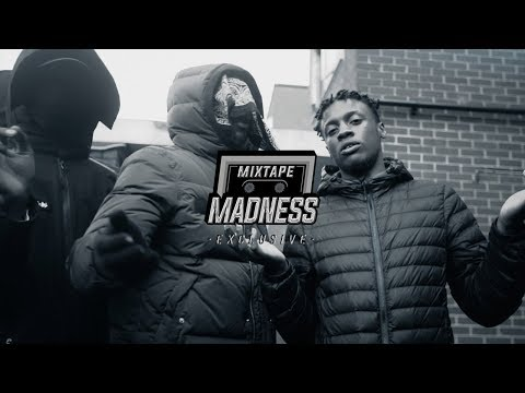 #SinSquad (Uncs x KayyKayy) - Sin City (Music Video) | @MixtapeMadness