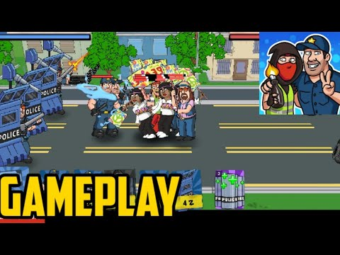 DEMOCRACY ON FIRE - ANDROID GAMEPLAY HD