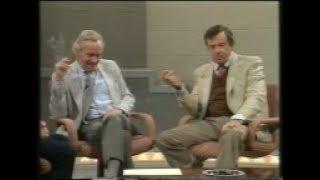 Jack Lemmon great interview with Walter Matthau 1987 Part 2