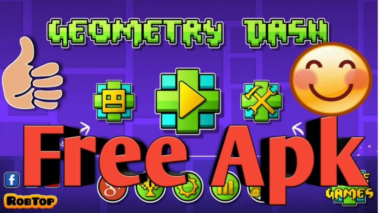 geometry dash 2.011 apk paid download