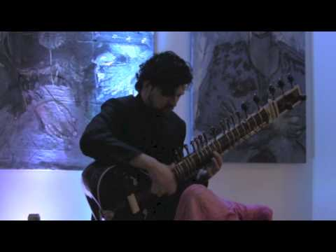 Sitar Player Omar Waqar