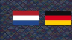 NL 2018: Deutschland - Niederlande 0:3 (Aufstellung) #zsmmn