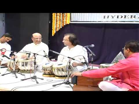 TABLA JUGALBANDI-PART 1 PANDIT NAYAN GHOSH & USTAD SHABBIR NISAR