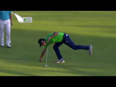 2017 Leopalace21 Myanmar Open Rd 1 highlights