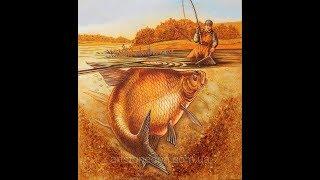 Русская Рыбалка 4 (18+) немного помучаем медвежку....